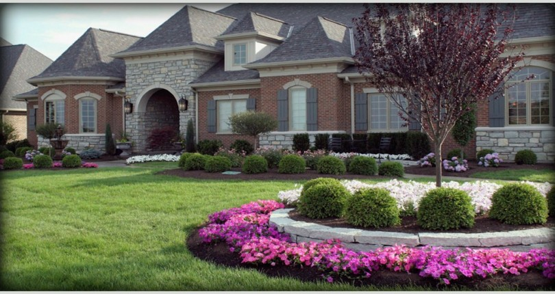 DESIGN YOUR HOME LANDSCAPE